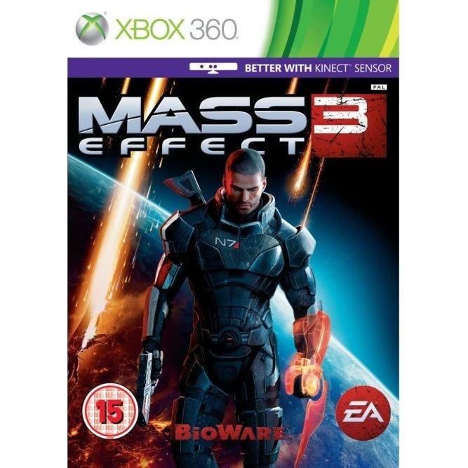 Игра Mass Effect 3 (Xbox 360) б/у