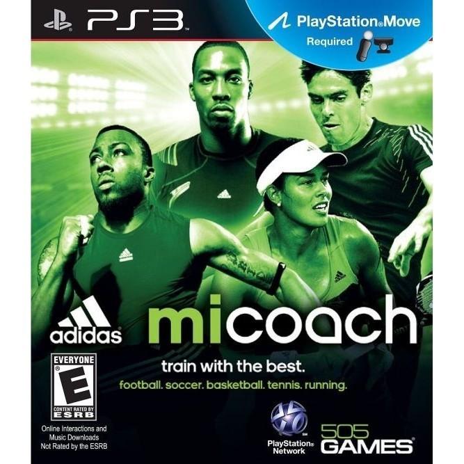 Micoach adidas (PS3)