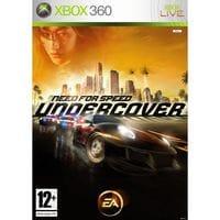 NFS undercover (Xbox 360) б/у
