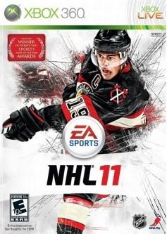 NHL 11 (Xbox 360) б/у