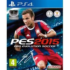 Pro evolution soccer 2015 ( PES 15) (PS4)