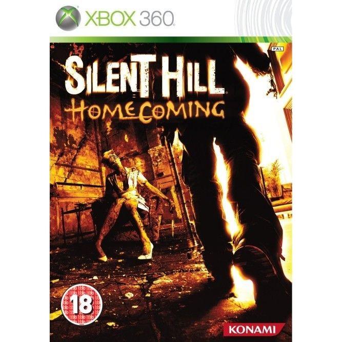 Игра Silent Hill: Homecoming (Xbox 360) б/у