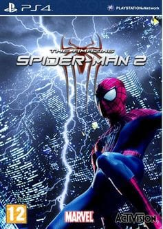 The amasing spiderman 2 (PS4) б/у