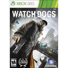 watch dogs (Xbox 360) б/у