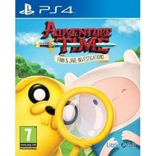 Игра Adventure Time: Finn and Jake Investigations (PS4)