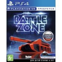 Игра Battlezone (только для VR) (PS4) б/у (rus)
