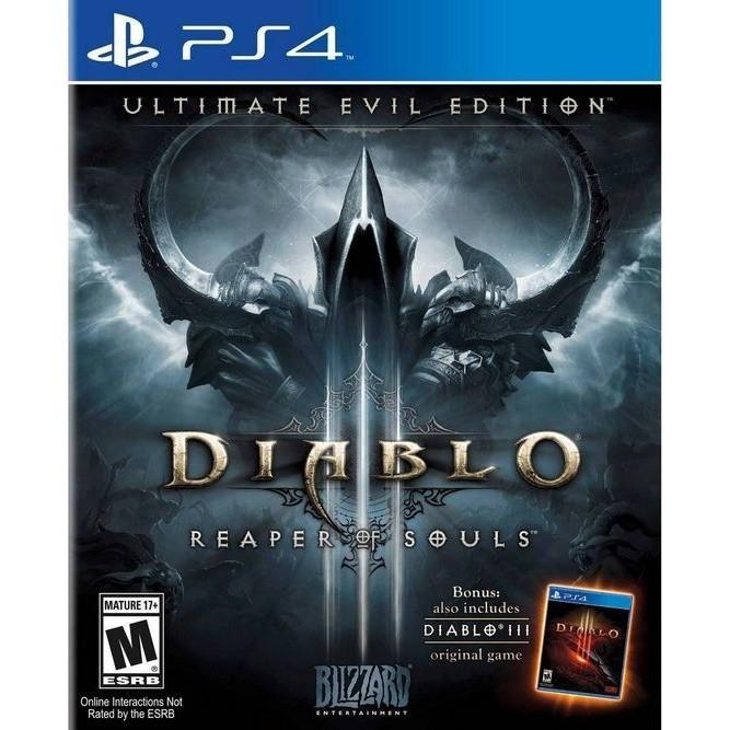 Diablo III: Reaper of Souls (PS4) RUS