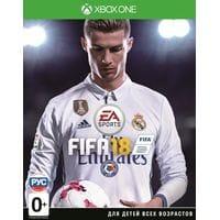Игра FIFA 18 (Xbox One) (rus)