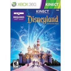 Kinect Disneyland Adventures (Xbox 360) б/у