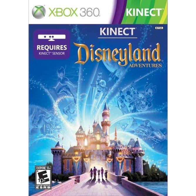Игра Kinect Disneyland Adventures (Xbox 360) б/у