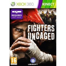 Kinect fighters uncaged (Xbox 360) б/у