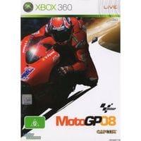 motoGP 08 (Xbox 360) б/у