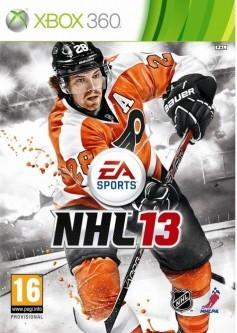 NHL 13 (Xbox 360) б/у