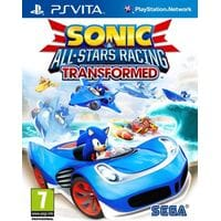 Игра Sonic & All-Stars Racing: Transformed (PS Vita)