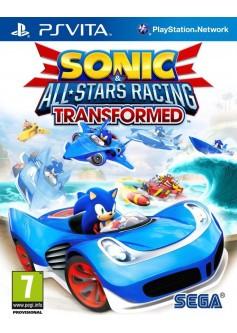 Игра Sonic & All-Stars Racing: Transformed (PS Vita)