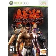 Tekken 6 (Xbox 360) б/у