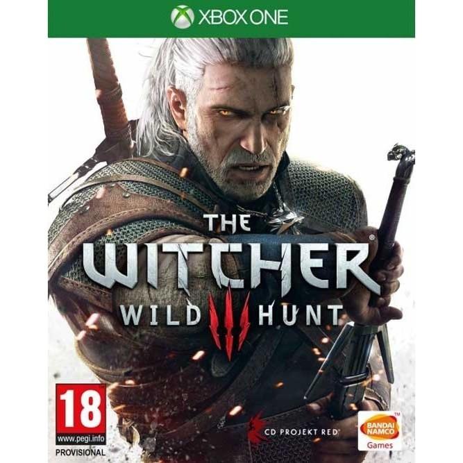Ведьмак 3: Дикая Охота (Xbox ONE) RUS б/у