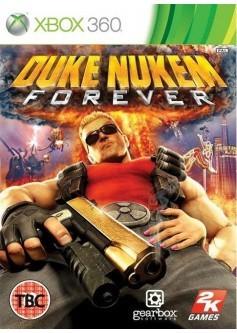 Duke nukem forever (Xbox 360) б/у