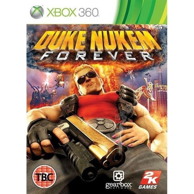 Игра Duke Nukem Forever (Xbox 360) б/у