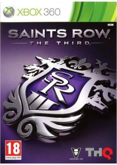 Saints row the third (Xbox 360) б/у