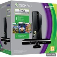 microsoft-xbox-360-e-250gb-kinect