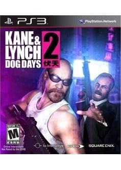 Kane and Lynch dog days 2 коллекционное издание (PS3)
