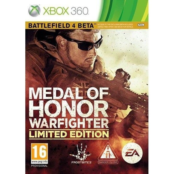 Medal of honor (limited edition) (Xbox 360) б/у