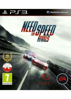 Need for speed rivals (PS3) б/у