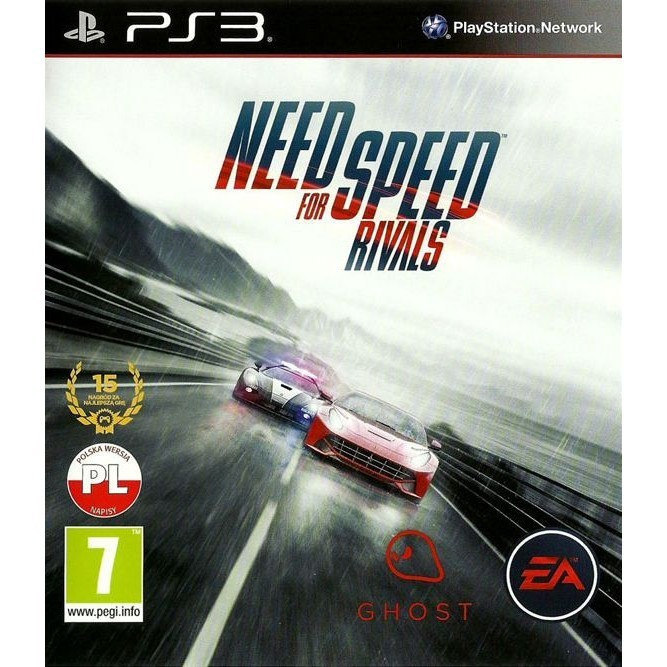 Игра Need for Speed: Rivals (PS3) б/у