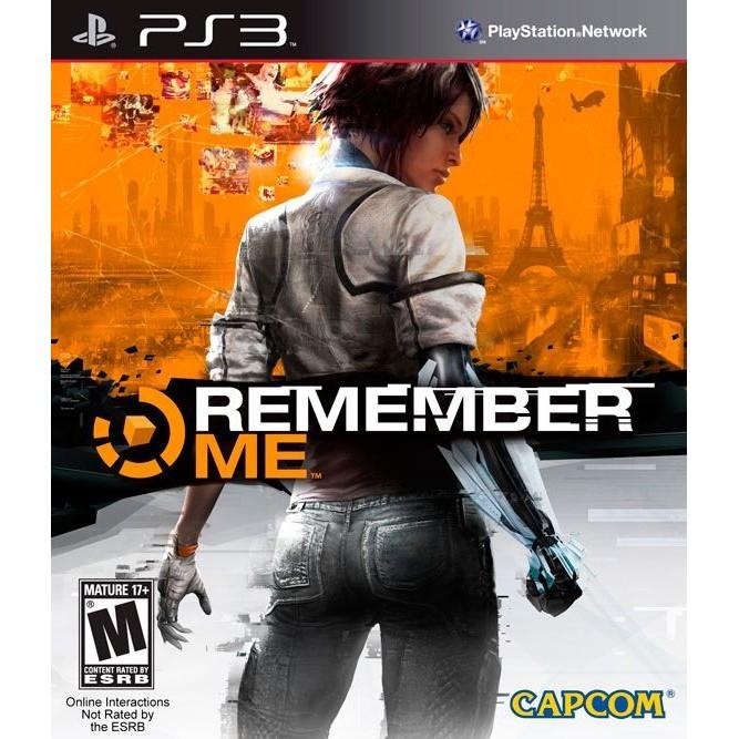 Игра Remember Me (PS3) б/у