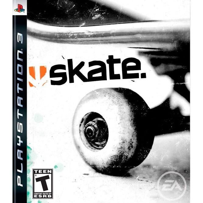 Skate (PS3) б/у