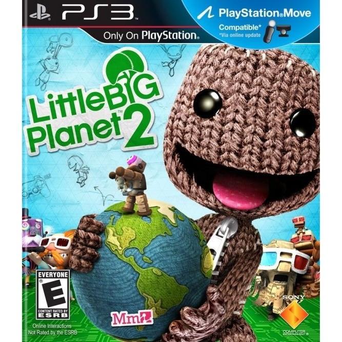little big planet 2 расширенное издание (PS3)