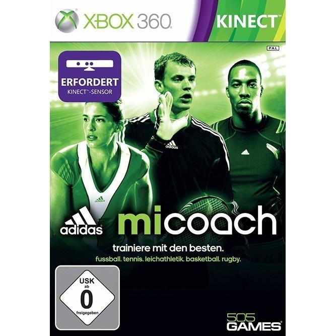 micoach adidas kinect (Xbox 360) б/у