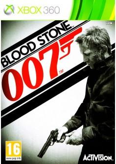 Игра 007: Blood Stone (Xbox 360) б/у (eng)
