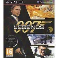 Игра 007: Legends (PS3) б/у (rus)