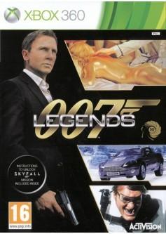 Игра 007: Legends (Xbox 360) б/у