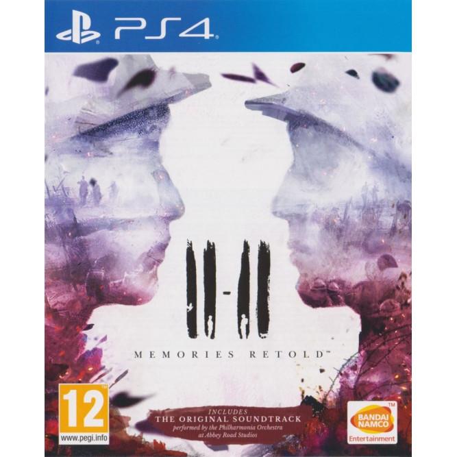 Игра 11-11 Memories Retold (PS4) (rus sub) б/у