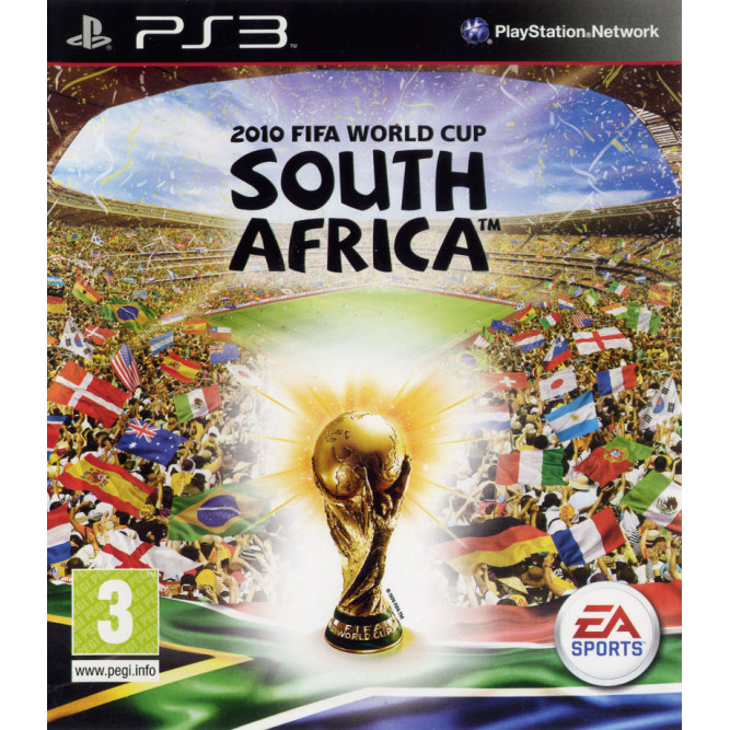 Игра FIFA 2010 World Cup South Africa (PS3) б/у