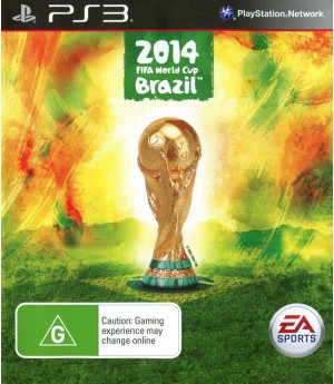 Игра 2014 FIFA World Cup Brazil (PS3) б/у
