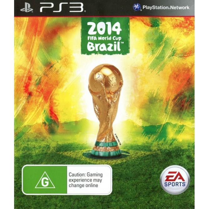 Игра 2014 FIFA World Cup Brazil (PS3) б/у