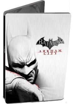 Игра Batman: Arkham City. Steelbook Edition (PS3) б/у