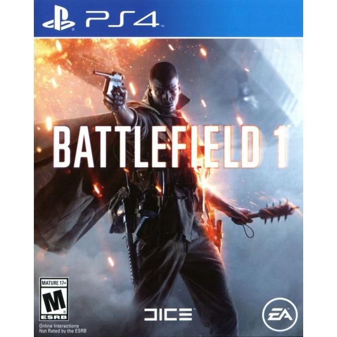 Игра Battlefield 1 (PS4) б/у (eng)