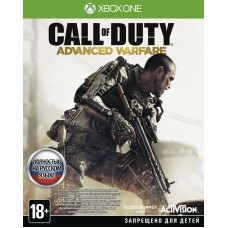Игра Call of Duty Advanced Warfare (Xbox One) б/у