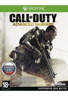 Игра Call of Duty Advanced Warfare (Xbox One) б/у