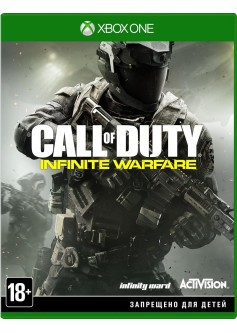 Игра Call of Duty Infinite Warfare (Xbox One) (rus)