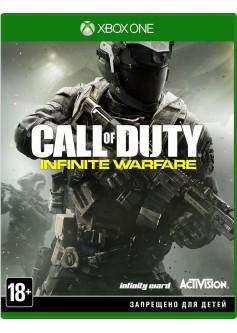 Игра Call of Duty Infinite Warfare (Xbox One) (rus)