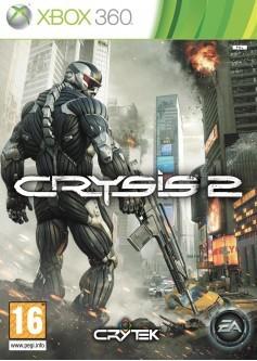 Игра Crysis 2 (Xbox 360) б/у