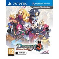 Игра Disgaea 3: Absence of Detention (PS Vita) б/у (eng)