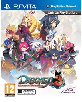 Игра Disgaea 3: Absence of Detention (PS Vita) (eng)