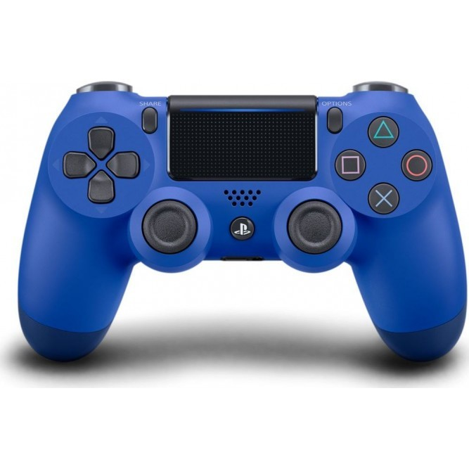 Геймпад Sony Dualshock 4 (PS4) V2 Синий